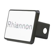 Rhiannon Paper Clips Hitch Cover