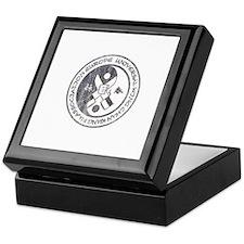Wing Chun Logo Keepsake Box