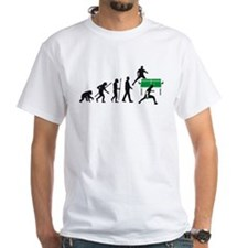 evolution table tennis player Shirt