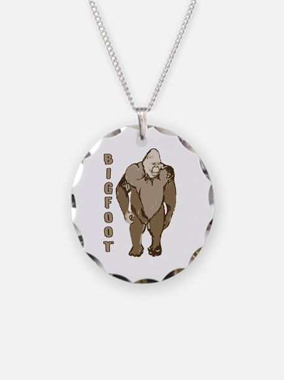 Sasquatch Necklace