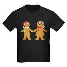 Gingerbread Man Couple T