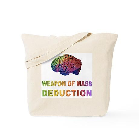 Brain WMD Tote Bag
