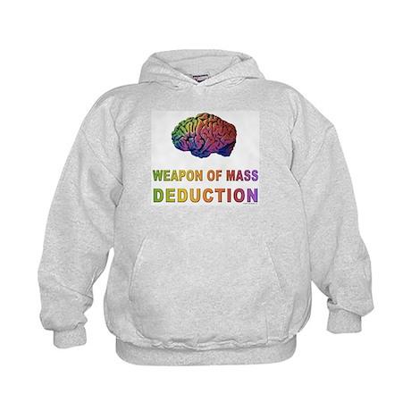Brain WMD Kids Hoodie