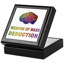 Brain WMD Keepsake Box