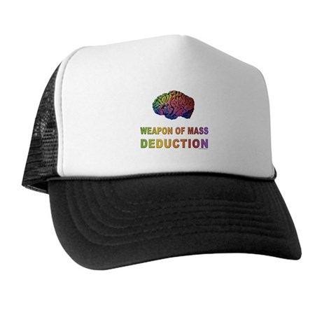 Brain WMD Trucker Hat