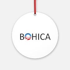 BOHICA Ornament (Round)