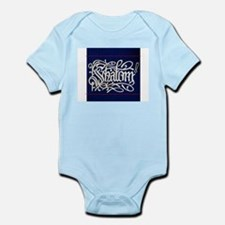 SHALOM (Produced by Moses Ashola) Infant Bodysuit