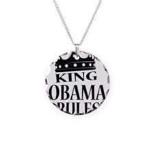 King Obama Rules Necklace