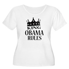 King Obama Rules T-Shirt