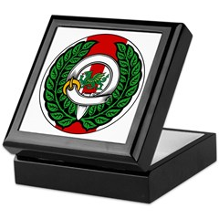 Midrealm Chiv Laurel 1 Keepsake Box