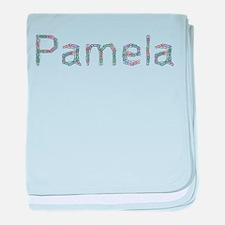 Pamela Paper Clips baby blanket
