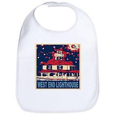 New Orleans Lighthouse Bib