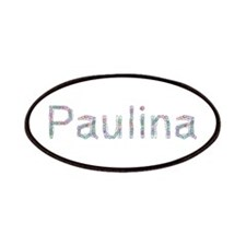 Paulina Paper Clips Patch