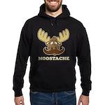 Moostache Hoodie (dark)