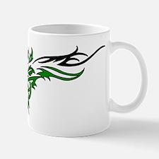 Tribal Thistle Mug