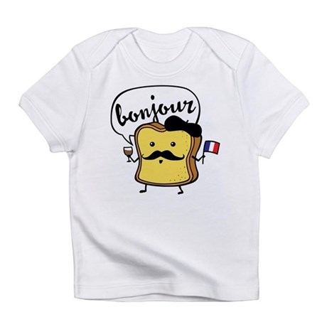 French Toast Infant T-Shirt