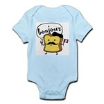 French Toast Infant Bodysuit
