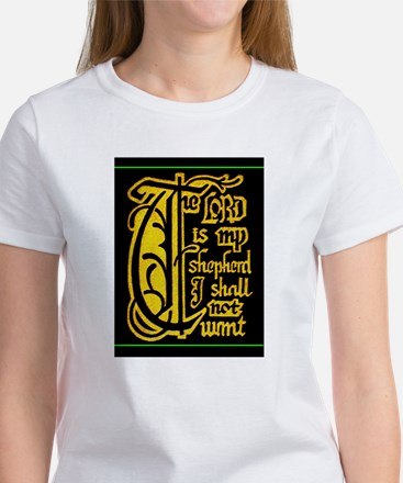 The Lord Is My Shepherd (by Moses Ashola) Tee
