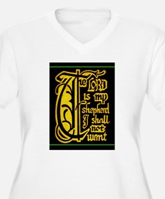 The Lord Is My Shepherd (by Moses Ashola) T-Shirt