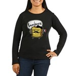 French Toast Women's Long Sleeve Dark T-Shirt