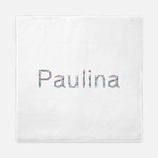 Paulina Paper Clips Queen Duvet