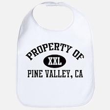 Property of PINE VALLEY Bib