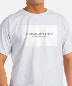 One hell of a car ride, coming up! T-Shirt