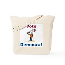 Commit Suicide, vote Democrat Tote Bag