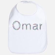 Omar Paper Clips Bib