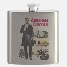 $24.99 Abraham Lincoln Flask