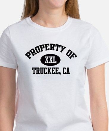 Property of TRUCKEE Women's T-Shirt