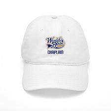 Chaplain (Worlds Best) Baseball Cap