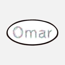 Omar Paper Clips Patch