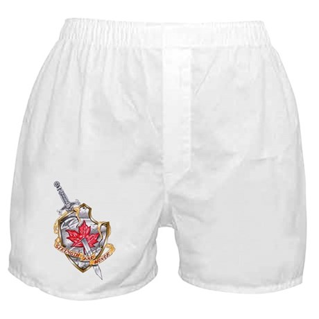 Canadian Shield Boxer Shorts