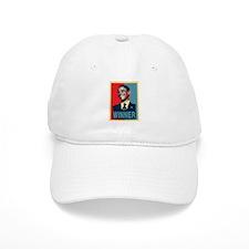Barack Obama Winner Baseball Cap