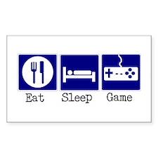 Eat, Sleep, Game Decal