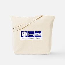 Eat, Sleep, Game Tote Bag