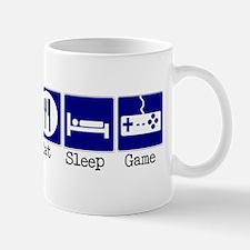 Eat, Sleep, Game Small Small Mug