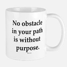 No Obstacle Mug