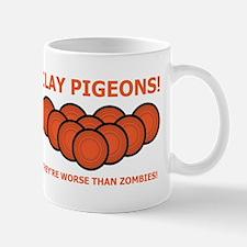 Pigeon Zombies Mug
