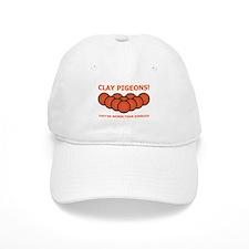 Pigeon Zombies Baseball Cap