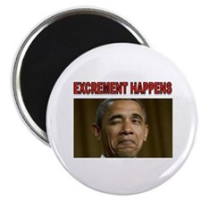 """EXCREMENT 2.25"""" Magnet (100 pack)"""