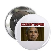 "EXCREMENT 2.25"" Button"