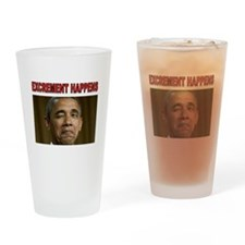 EXCREMENT Drinking Glass
