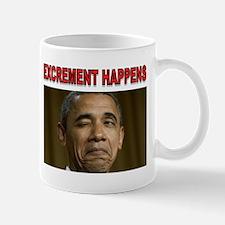 EXCREMENT Mug