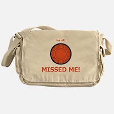 Missed Me Messenger Bag