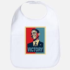 Barack Obama Victory Bib