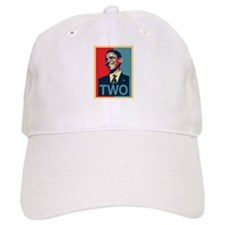 Barack Obama Two Baseball Cap
