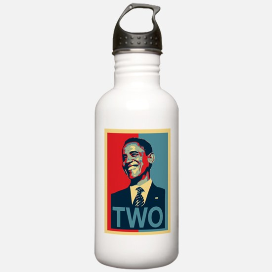 Barack Obama Two Water Bottle