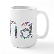 Nina Paper Clips Mug